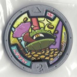 【ムダヅカイ】QRコード[妖怪メダル第2章キーメダル]