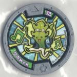 【ワカメくん】QRコード[妖怪メダル第2章ノーマルメダル]