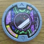【うんがい鏡】QRコード[妖怪メダル第2章ノーマルメダル]