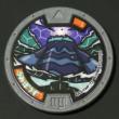 うみぼうずQRコード【第二弾ノーマルメダル】妖怪ウォッチ