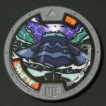 【うみぼうず】QRコード[妖怪メダル ガシャ第二弾 ノーマルメダル]